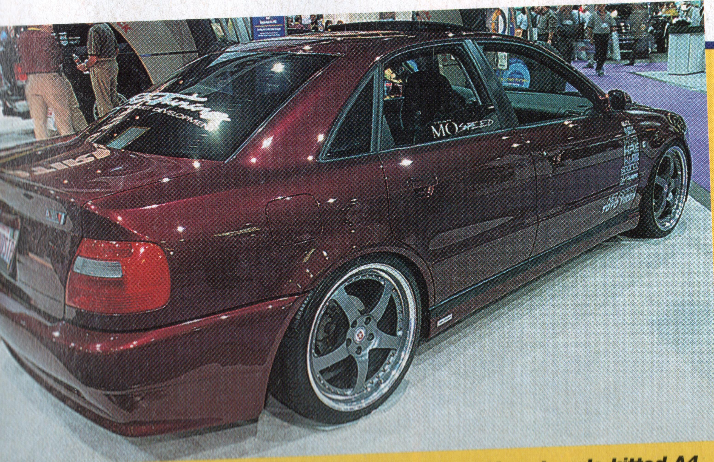 Audi A4 Rytek