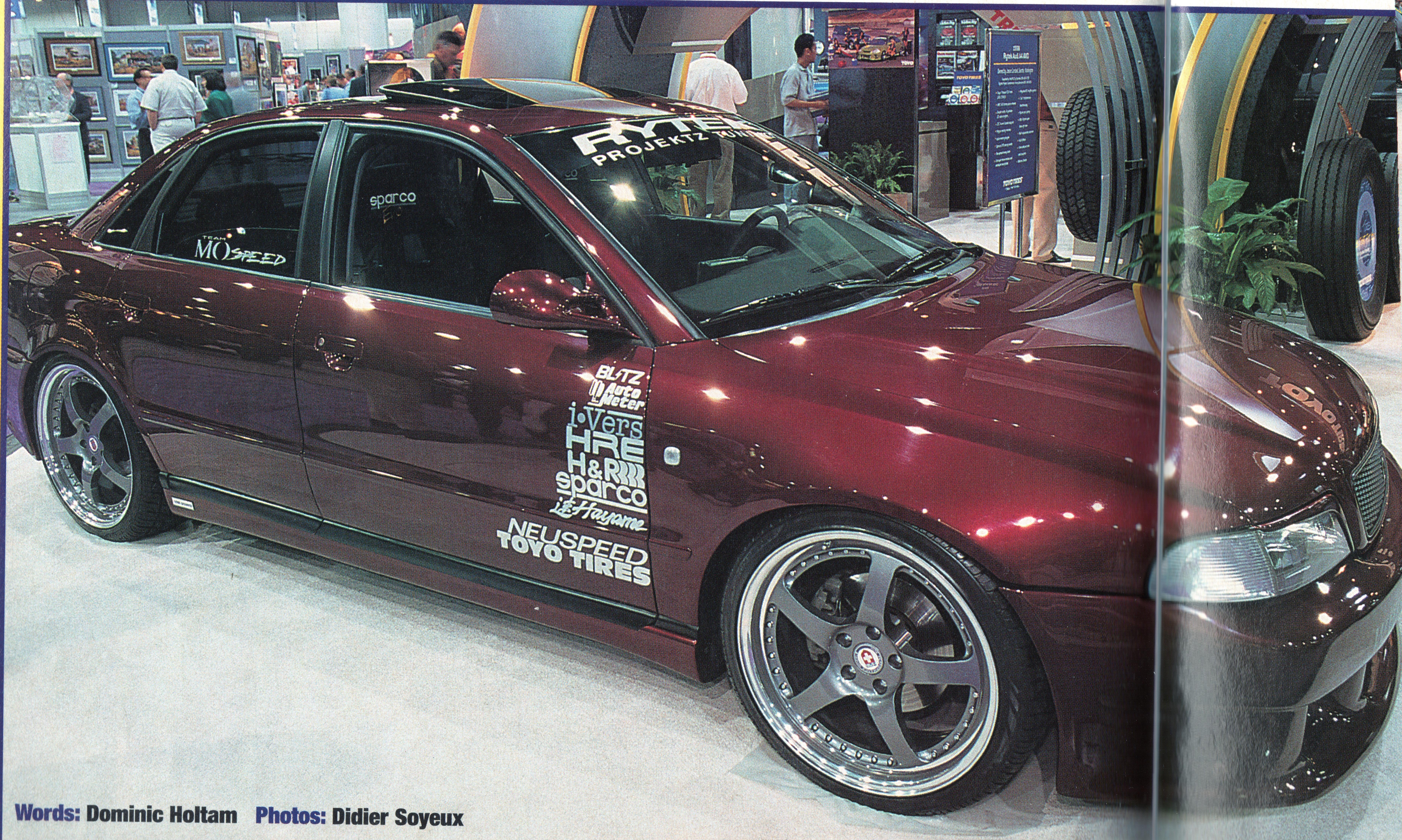 Audi A4 mod